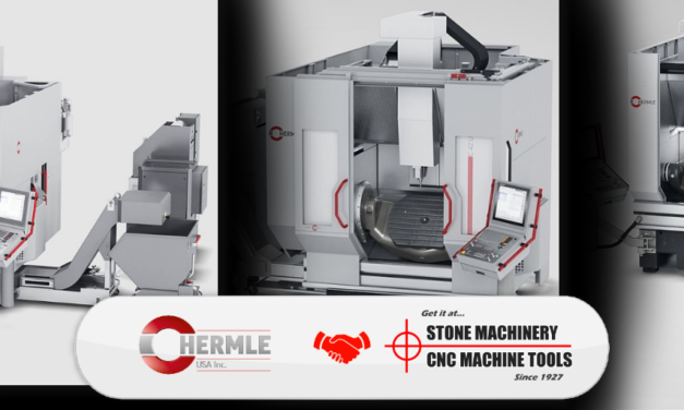 Stone Machines goes exclusive with Hermle USA