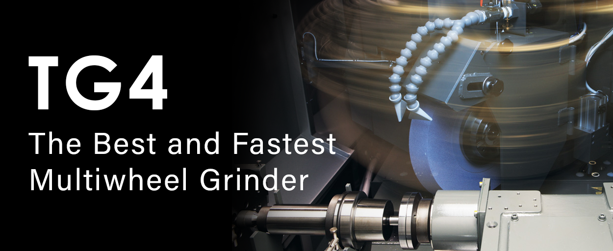 High Accuracy and High Speed Grinding Through Process Integration