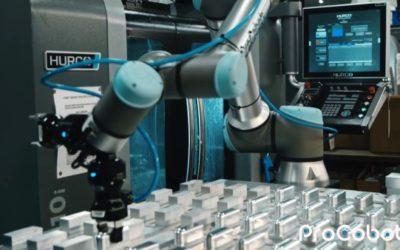 Minnesota Manufacturer Embraces Job Shop Automation